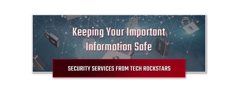 Security Services From Tech Rockstars