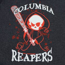 Awesome custom shirt for the Columbia Reapers