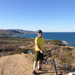 Teresa's Tours of Baja mountain bikes california