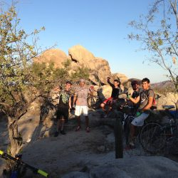 Teresa's Tours of Baja mountain biking
