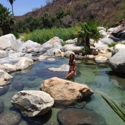 Teresa's Tours of Baja Hiking Mexico