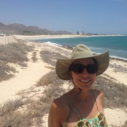 Teresa's Tours of Baja California hiking trips