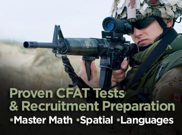 CFAT ECFAT PRACTICE TEST