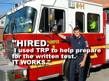 FIREFIGHTER CPS OS NFST TEST PREP