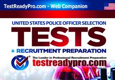 Police Officer Selection Test Prep (POST TEST PREP)