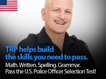 Practice Police Officer Selection Tests
