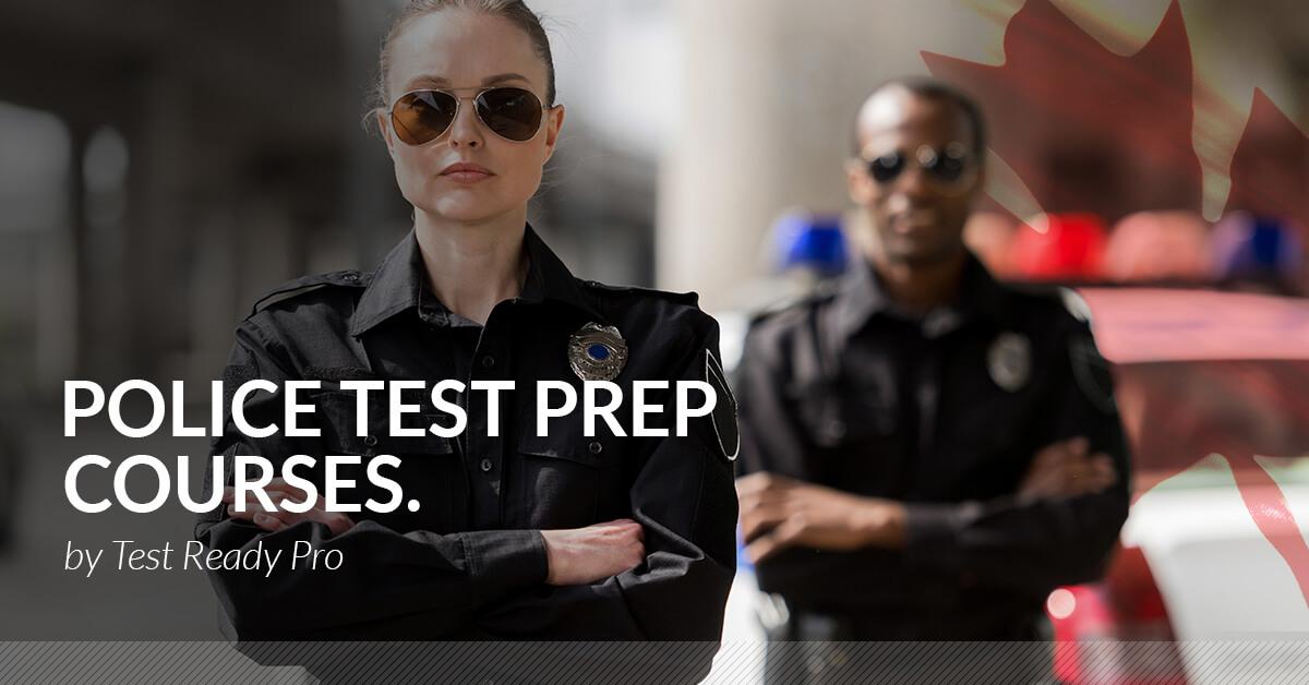 Police Test Prep courses