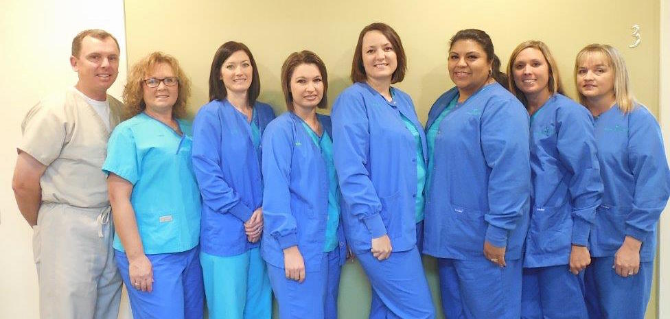 Meet out dental care team!