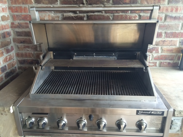 BBQ Grill Cleaning - BBQ Grill Repair   Texas Grill Master
