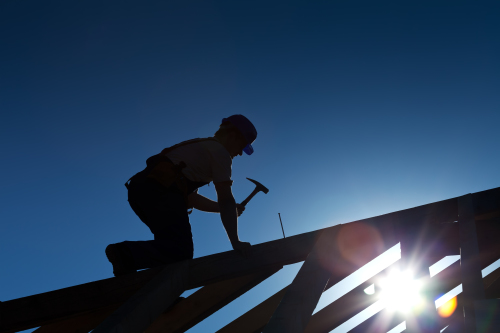 Reroof or roof replacement in Dallas