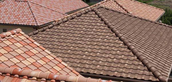 Concrete Tile Roof Installation Texas Star Roofers