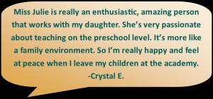 Crystal testimonial5