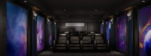 Retrofit Home Theater - Texas Info Media