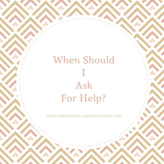 Texoma Specialty Counseling | When Should I Ask For Help? | Eating Disorder Counselor | Sherman, TX | 888-659-7618 |