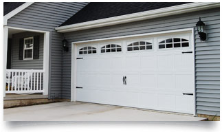 carriagehouse garage door