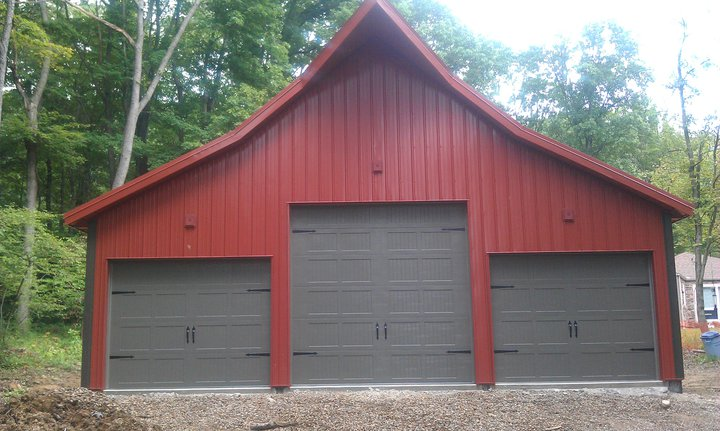 Carriage House Stamped Gallery Tgs Garage Doors Nj