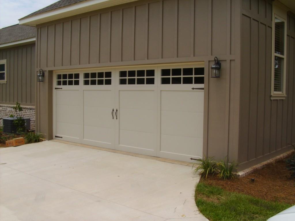 Carriage House Overlay Steel Gallery Tgs Garage Doors