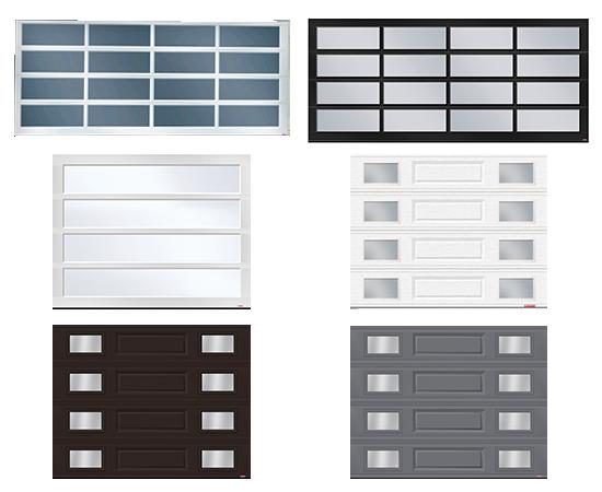 Modern Full View Premier Collection Tgs Garage Doors Nj Garage Door Repair Company