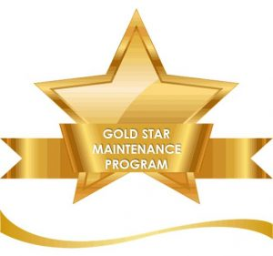 Gold Star Maintenance Program