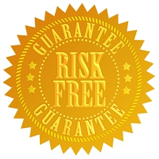 Risk Free Guarantee_shutterstock_101587816_350x231
