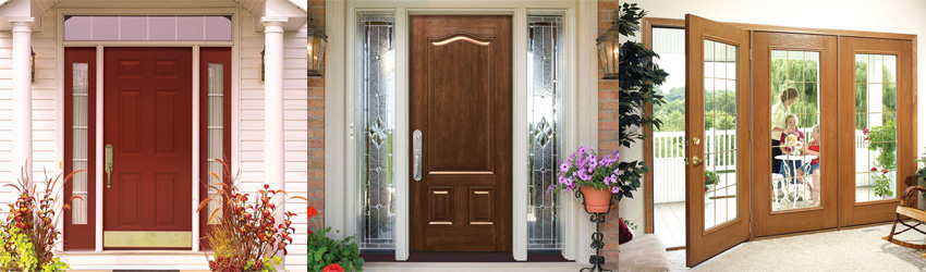 Residential Entry Doors
