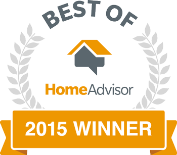 Best of Home Advisor Garage Door Specialist Winner