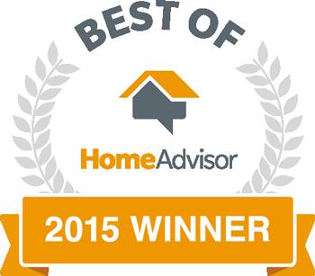 Best of Home Advisor Garage Door Specialist Winner