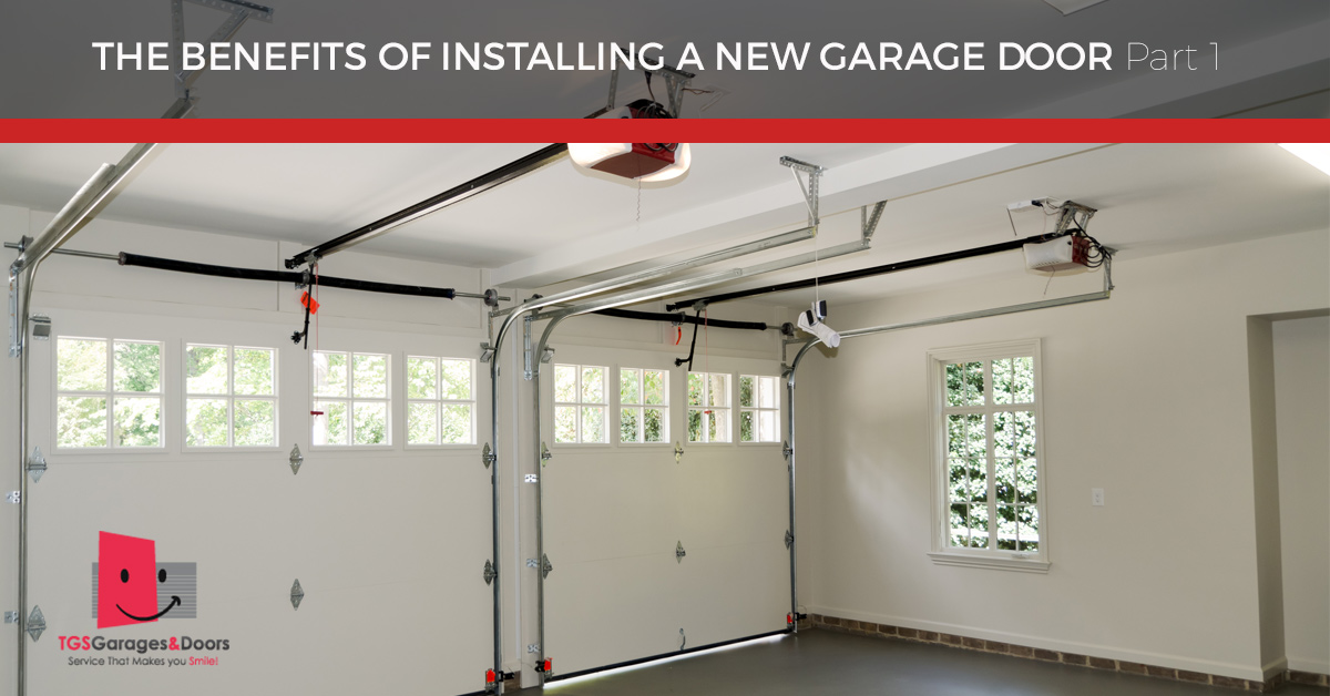 New Garage Doors Nj The Benefits Of Replacing Your Old Garage Door