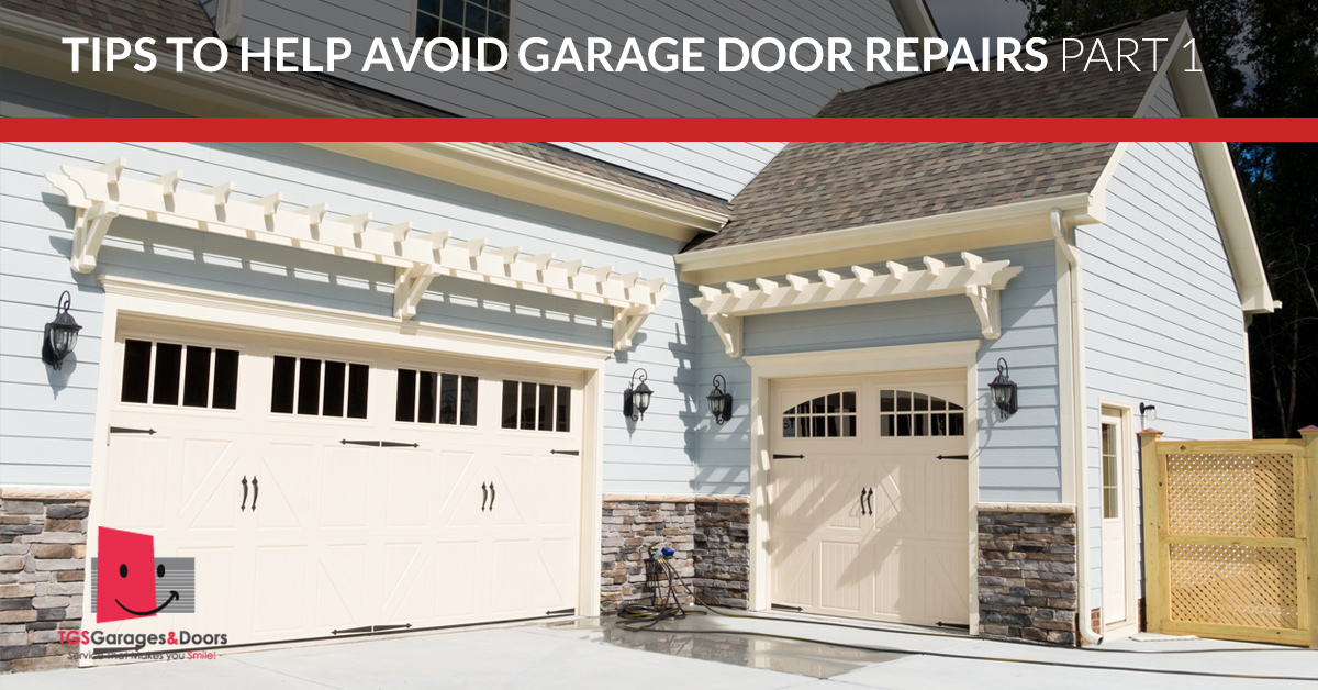 Garage Door Repair New Jersey Maintenance Tips For Your Garage Door