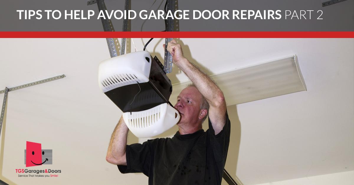 Garage Door Repair New Jersey More Tips To Keep Your Door