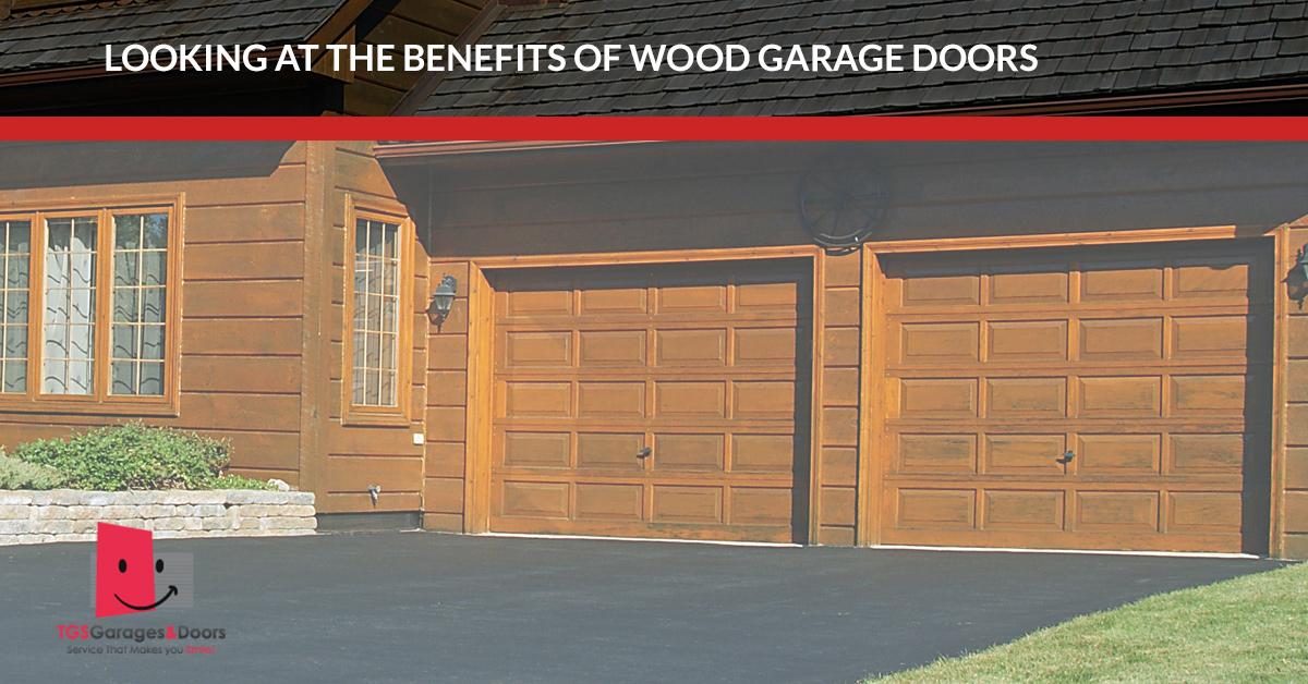 New Garage Doors New Jersey The Benefits Of Wood In Overhead Doors