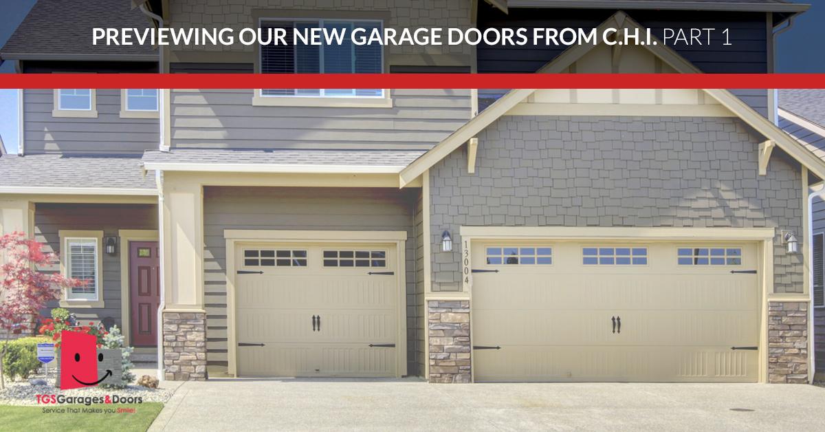 New Garage Doors New Jersey Overhead Door Styles From Chi