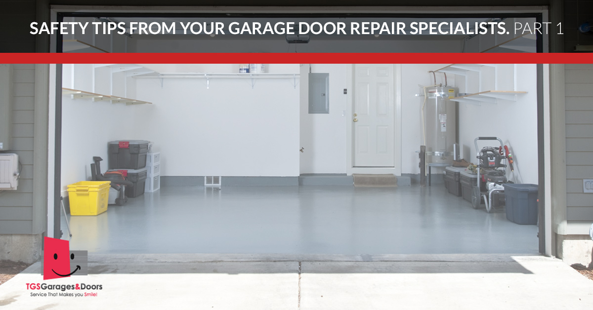 Garage Door Repair New Jersey Safety Tips To Keep Everyone Safe