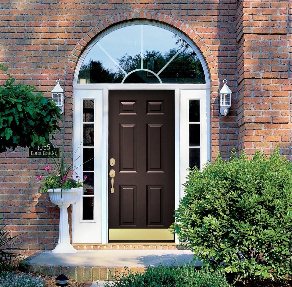 provia fiberglass doors