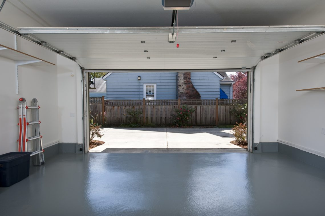 Spring Cleaning for Garages