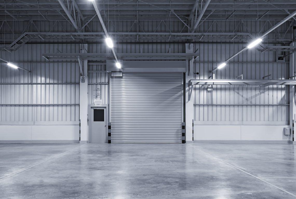 How To Choose A Commercial Garage Door Tgs Garages Doors