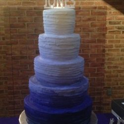 Purple Ombre Wedding Cakes | Wedding Cake Dallas | Arlington TX