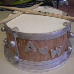 Snare Drum Sculpted