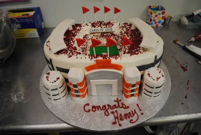 Coach Purse Alabam Crimson Tide Specialty Sculpted Graduation Cakes
