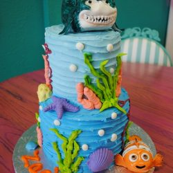 Birthday Cakes | Shark Cakes | Wedding Cakes