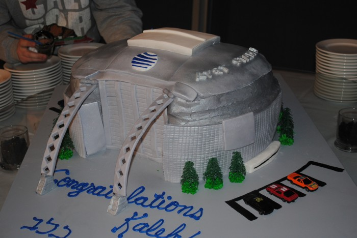 Dallas Cowboys Hat Thats The Cake Bakery Custom Cakes Birthday Att Stadium