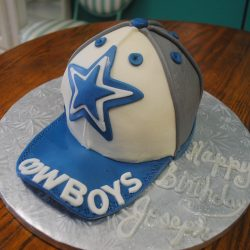 Dallas Cowboys, Dallas Cowboy Birthday Cakes, Sculpted Cakes, Custom Cakes in Arlington