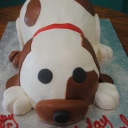 cartoon dog cakes, cartoon cakes, custom cakes, sculpted dog cakes, Arlington specialty cakes, Dallas bakeries, birthday cakes near me, Arlington, Fort Worth, Grapevine, Plano, Frisco, TX