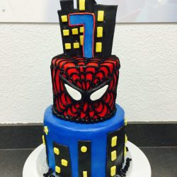 custom cakes in dallas, spiderman birthday cakes, fort worth bakery, mansfield bakery, irving bakery