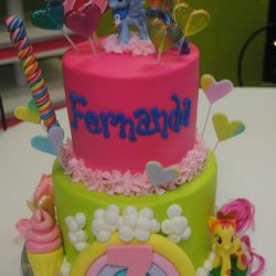 small birthday cakes, girl birthday cakes, my little pony cakes, dallas bakery, arlington bakery