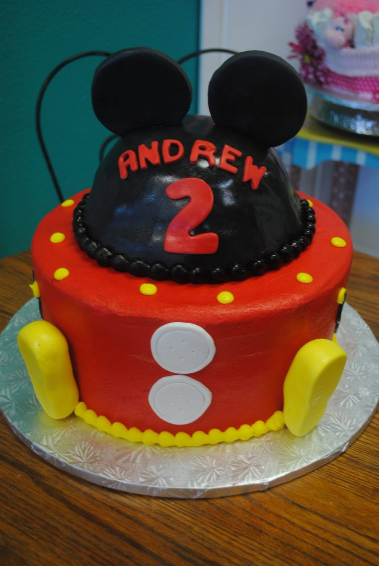 Disney Inspired Theme Cakes