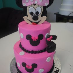 Character Cake, Tiered Cake, Birthday Cake, Bakery Arlington