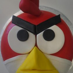 Angry Birds Birthday Cake | Arlington birthday cakes