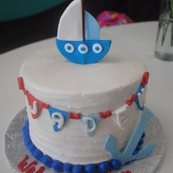 Nautical Cakes, Fort Worth Bakery, Frisco Baby Shower Cakes, Carrolton Baby Shower Cakes