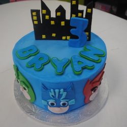 PJ Mask Birthday, Birthday cakes in Arlington texas, birthday cakes in fort worth texas, affordable cakes in Arlington, affordable cakes in dallas, birthday cakes in dallas, birthday cakes in southlake, birthday cakes in irving, birthday cakes north texas
